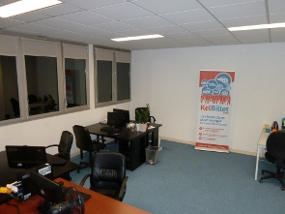 Les nouveaux bureaux de KelBillet