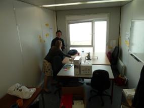 Les bureaux de KelBillet à Telecom Bretagne