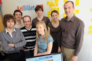 L'équipe de KelBillet