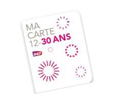 La carte 12-30 ans de la SNCF en édition limitée