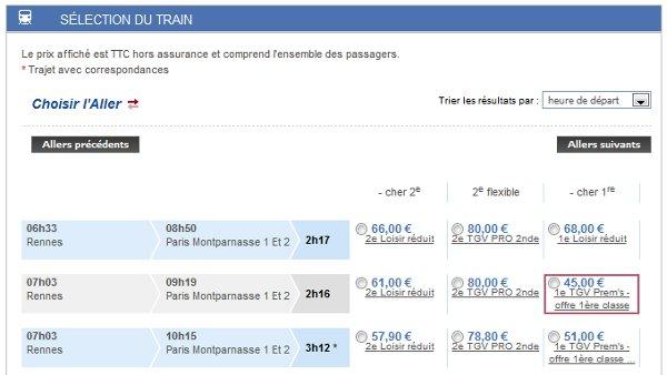 Presentation Des Billets Disponibles Sur Carrefour Voyages