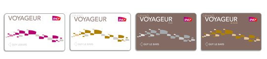Carte Fidelite Sncf.Carte Voyageur Attention A Ne Pas Prendre De E Billet A