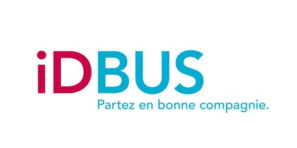 Logo iDBUS SNCF