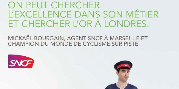 Un athlète SNCF sélectionné pour les JO