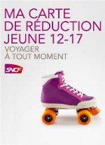 Carte SNCF Jeune 12-17