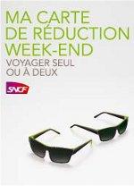 Carte réduction SNCF Week-end