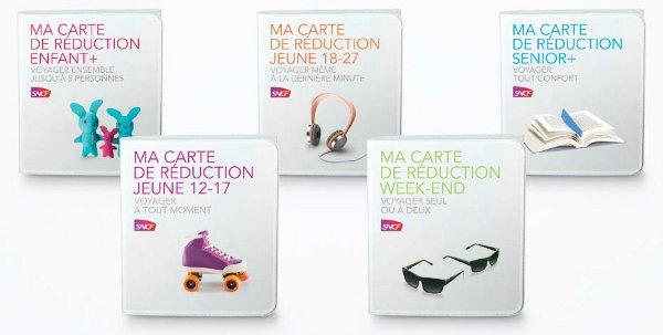 promo carte weekend sncf La SNCF lance 5 nouvelles cartes de réduction | KelBillet