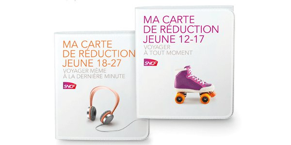 Carte de réduction SNCF 12-17
