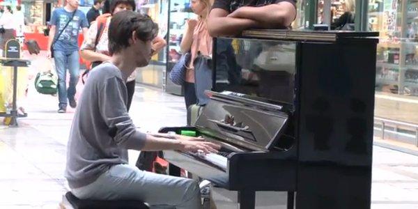 La SNCF installe des pianos en gare