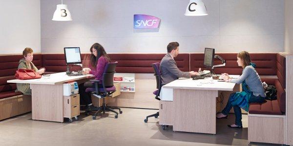 Nouvelle boutique SNCF