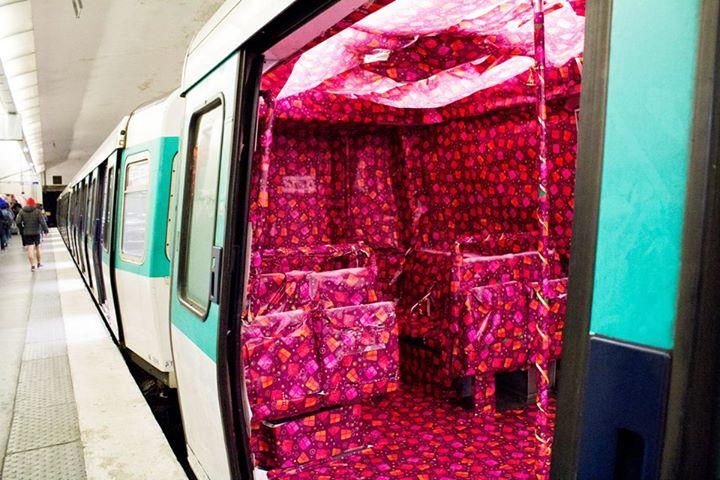 rame métro