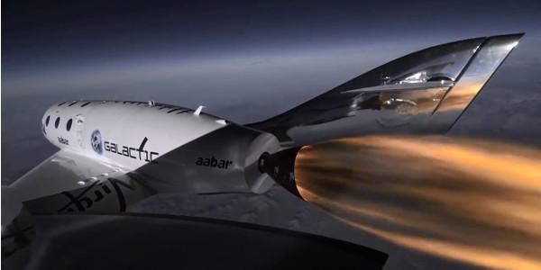 Les premiers vols dans l'espace dès 2014 pour... 145 000 €