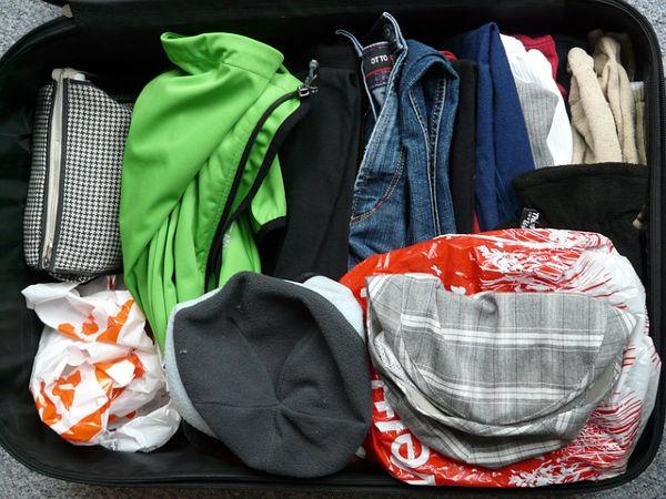 10 conseils pour bien pr parer sa valise pour les vacances. Black Bedroom Furniture Sets. Home Design Ideas
