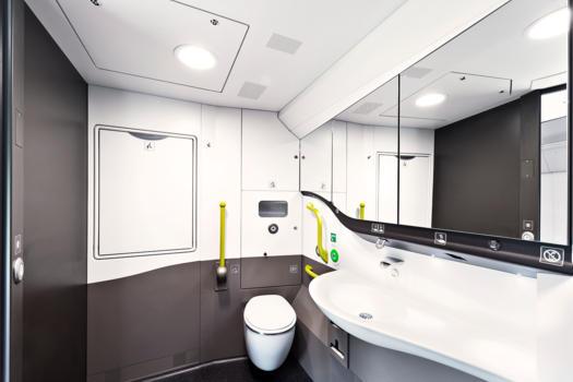 d couvrez en photos le nouveau look des trains eurostar kelbillet. Black Bedroom Furniture Sets. Home Design Ideas