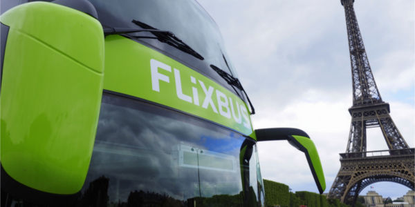flixbus se lance en france et tend les possibilit s de voyager en bus kelbillet. Black Bedroom Furniture Sets. Home Design Ideas