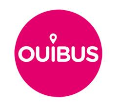 Logo OUIBUS (anciennement iDBUS)