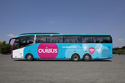 Nouveau bus OUIBUS (ex iDBUS)