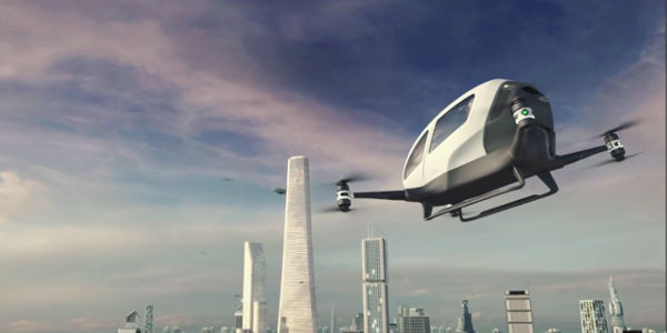 Pilote drone paris