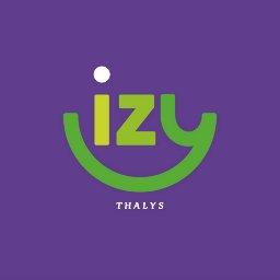 Logo nouvelle compagnie IZY