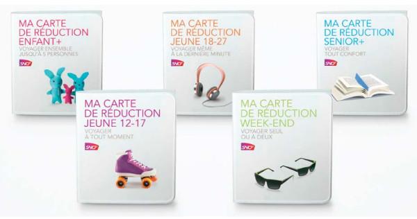 sncf carte jeune promo Promo SNCF : toutes les cartes de réduction disponibles à 29