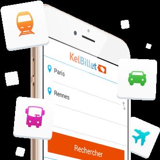 Présentation App KelBillet