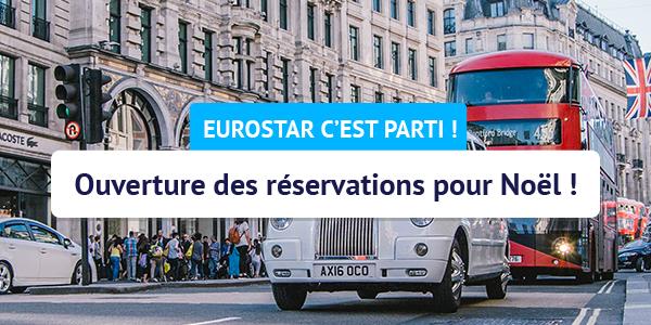 eurostar noel 2018 Eurostar : début des réservations pour se rendre à Londres à Noël  eurostar noel 2018