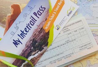 Pass Interrail Europe