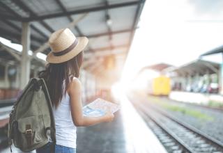 voyager léger avec Interrail