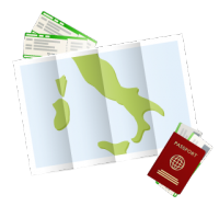 Interrail One country pass Italie