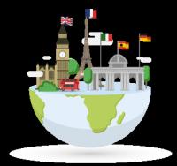 Visiter l'Europe en illimité