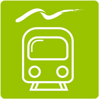 Logo de l'application mobile Rail Planner