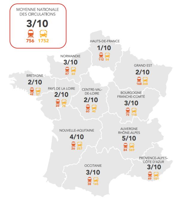 Grève SNCF : le point sur les prévisions de trafic du lundi 9 décembre 2019 | KelBillet