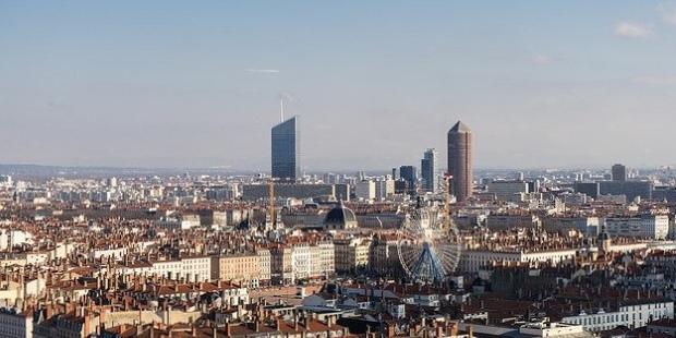 Lyon-vue-ville