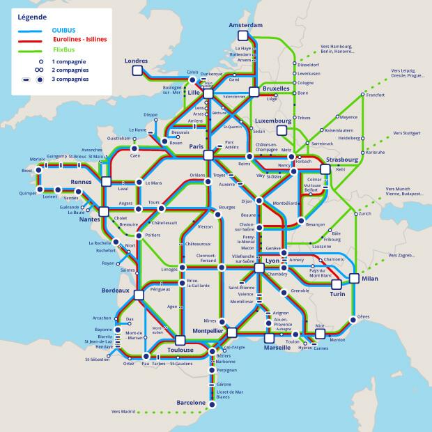 Plan De Ville Ligne De Train
