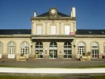 Gare sncf Remiremont