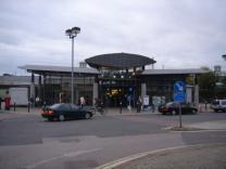 Gare sncf Ashford International