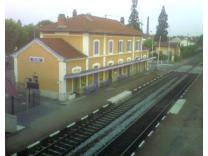 Gare sncf Feurs