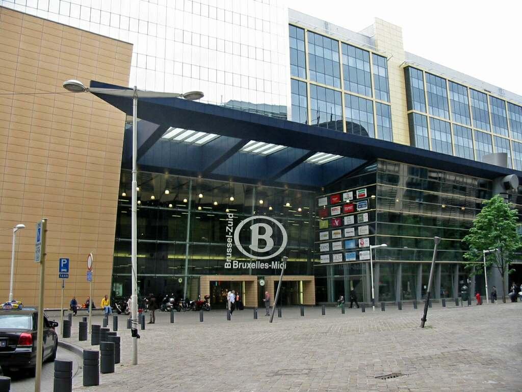 Hotel De France Bruxelles Midi
